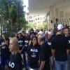 Comerciantes protestam na Câmara contra projeto de Haddad