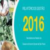 Secretário Floriano Pesaro lança Relatório de Gestão 2016