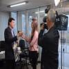 Secretário Floriano é entrevistado pelo SPTV e GloboNews sobre campanha contra a exploração sexual infantil