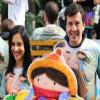 Com Dona Lu Alckmin, Floriano participa de caminhada da Campanha do Agasalho