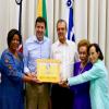 Floriano entrega selo Município Amigo do Idoso a Araçatuba