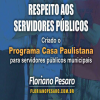 Projeto de lei de co-autoria do Floriano é sancionado e cria o Programa Casa Paulistana