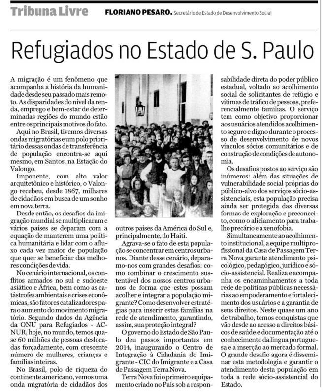 A Tribuna - Santos